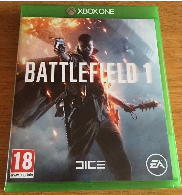 Battlefield 1 swap for COD infinite warfare