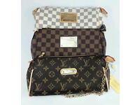 Louis Vuitton Eva Clutch Bag (3 Designs)