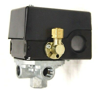 Furnas Hubbell 69jf7ly2c Pressure Switch W Unloader Valve Lever