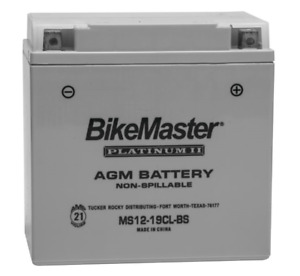 ATV Tire Nation AGM 20Amp hr Battery SALE * $79 YTX20L-BS