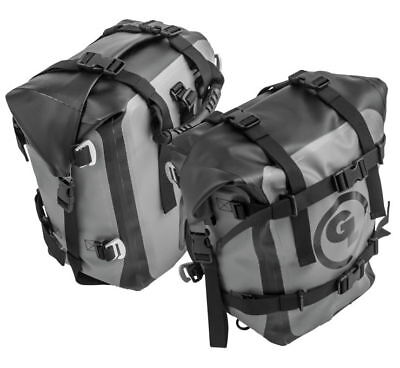 Giant Loop MotoTrekk Waterproof Soft Motorcycle Panniers - Saddlebags for sale  Fletcher