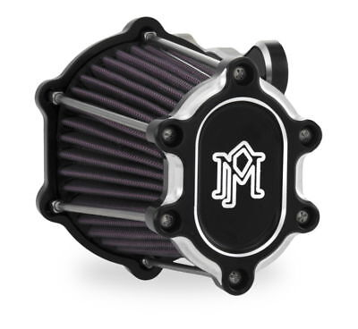 Performance Machine Air Cleaners AND Intake CONTRAST  Harley-Davidson  FXD 93-17