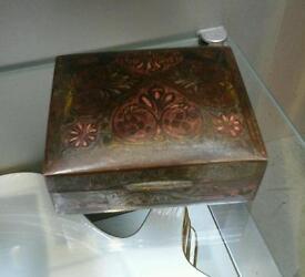 Carolyn Ann - Brass Box