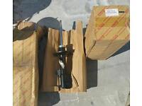 Toyota Celica Vvti genuine front shock absorber strut assembly pair