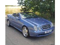 1999 Mercedes CLK320 Auto