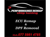 ECU Remapping, Engine Tuning, Exhaust System, DPF Delete or Cleaning, Diagnostics & Codings etc
