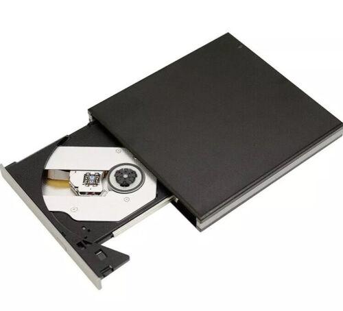 Firstcom USB 3.0 External DVD Burner/Writer Mac or PC Linux
