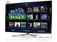 Samsung 55 inch Full HD LED 3D TV