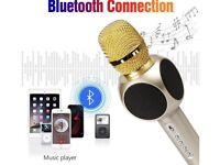 Wireless karaoke microphone toy BRAND NEW