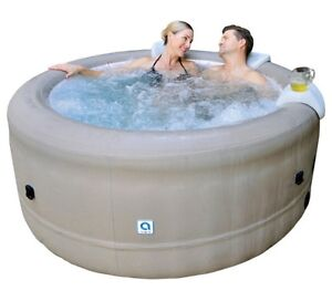 "29"" Deep Inflatable Portable Hot Tub"