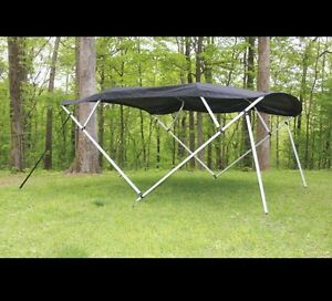 BLACK BIMINI TOP BRAND NEW