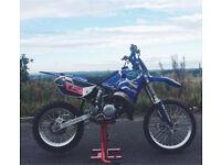 Yamaha YZ85 Big Wheel Motocross bike