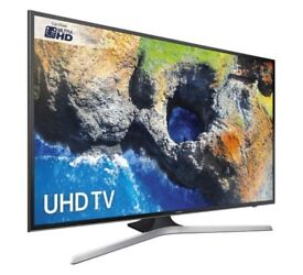 SAMSUNG ULTRA HD 4K LED TV