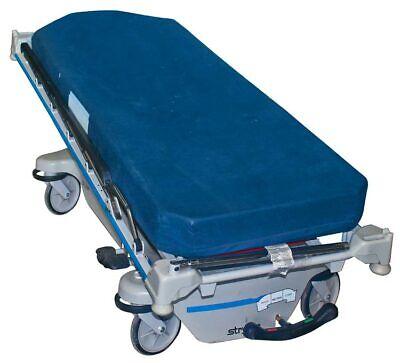 Stryker 735 Medical Hospital Patient Transport Stretcher Ultra Comfort Mattress