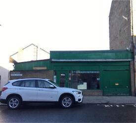 Coffee shop in Broughty Ferry
