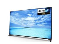 NEW Panasonic Viera 1600HZ Smart 3D Ultra 4K 55 INCH LED TV TX-55CX802B