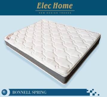 Brand New Pillow Top Mattress all Size Medium Firm (LS05)