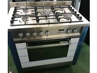 Hotpoint range gas cooker BRAND New