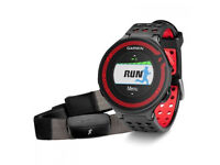 GARMIN FORERUNNER 220 with Heart Rate Monitor