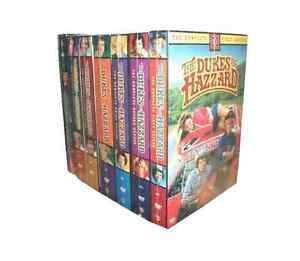 The Dukes of Hazzard - The Complete Seasons 1-7 DVD Set Brand New