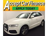 Audi Q3 S Line FROM £103 PER WEEK!