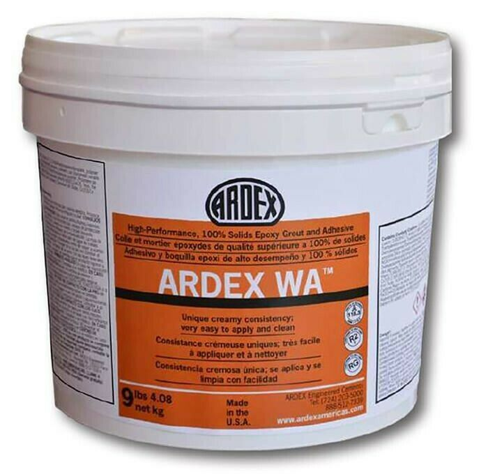 Ardex WA Epoxy Grout Summer Yellow 9 Lbs