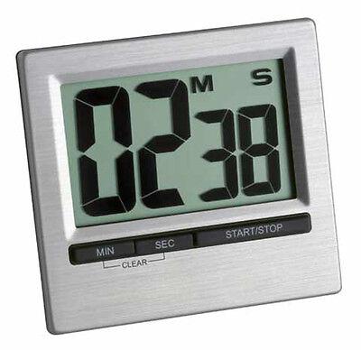 TFA 38.2013.54 Cronómetro Temporizador Digital de Cocina Medidor Reloj Arenea