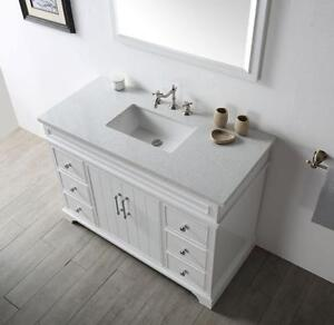 48 In. Bathroom Vanity Set