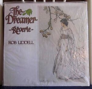 ROB LIDDELL *1982* The Dreamer - Reverie *Canadian* Kitchener / Waterloo Kitchener Area image 1