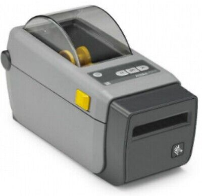 ZD410 300 DPI Zebra Direct Thermal Printer With Cutter, Bluetooth, USB, Ethernet