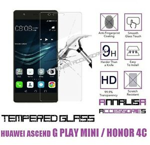 PELLICOLA-VETRO-TEMPERATO-x-HUAWEI-ASCEND-G-PLAY-MINI-HONOR-4C-TEMPERED-GLASS