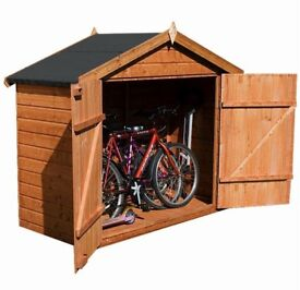 Wanted to rent space for bike