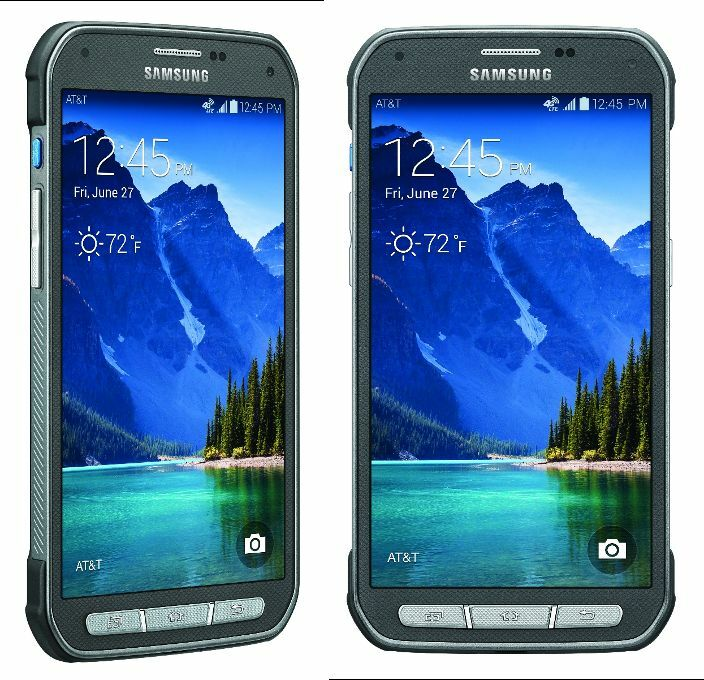 New Samsung Galaxy S5 Active SM-G870a 16GB AT&T Unlocked And