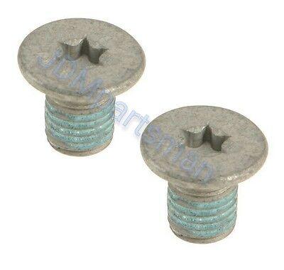 Brake Disc Rotor to Hub Set Screw Febi Bilstein for Mercedes - Pack of 2  #21663 Brake Disc Set Screw