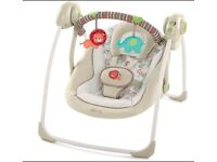 Bright Sparks Comfort & Harmony baby swing rocker bouncer