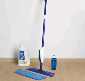 Quick Step Cleaning Kit for Laminate and Wooden Floors