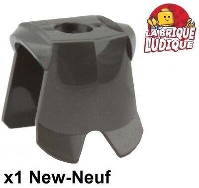 gris foncé dark bluish grey gray 6 x LEGO 3001 Brique Brick 2x4 NEUF NEW