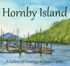 Hornby Island- A Gallery of Paintings by Jenna Carter
