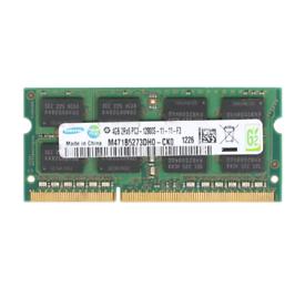 4gb samsung laptop RAM