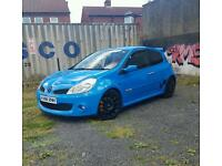 Renaultsport clio 197 may swap px