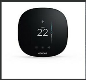 Ecobee3 Lite WIFI  Programable Thermostat ***new in box**