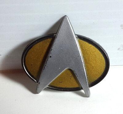 Star Trek Next Generation Uniforms (Star Trek Next Generation Communicator Pin for Uniforms- Plastic-)