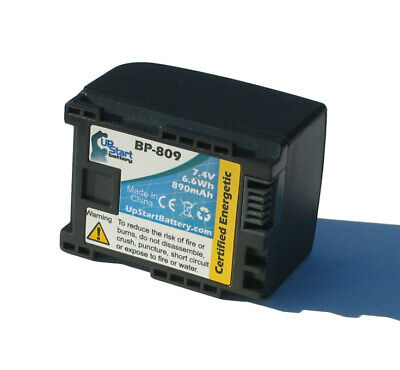 Battery for Canon HF G10, VIXIA HF M40, HG20, HF M41, HFM40, HF11, HF S100