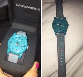 Armani watch (genuine)