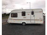 """No 'IFS' and No 'Buts' - """"On the Spot"""" Deals @ Tricam Caravans. 2002 Elddis 4/5 Berth - Spotless!"""