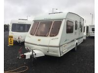Caravan - 2002 Swift Charisma 540 - 5/6 Berth