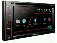 Pioneer AVH 270BT with Bluetooth,DVD,iPhone, Android