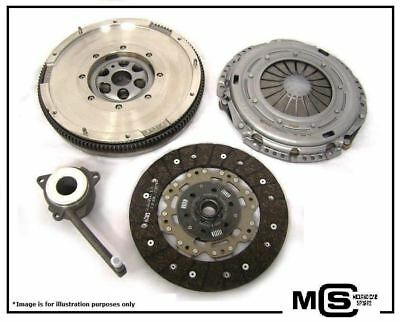 Clutch Kit 3pc 230mm 623323433 LuK Genuine Quality Replacement Cover+Plate+CSC
