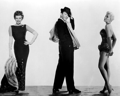 Frank Sinatra Rita Hayworth Marilyn Monroe In Pal Joey  In Costume 16X20 Canvas