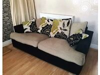 DFS 4 Seater Sofa- Can deliver if needed